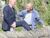 Clive and Doc Martin