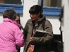 Caroline Catz on the Sets of Doc Martin
