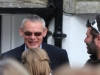 Martin Clunes with Fans