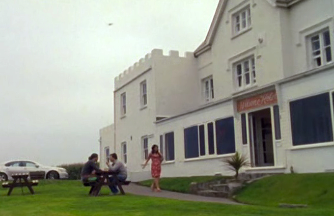Mrs Wilson S Hotel In Episode 3 4 The Admirer Was Actually Headlands Port Gaverne Has Been Closed For Over A Year Refurbishment