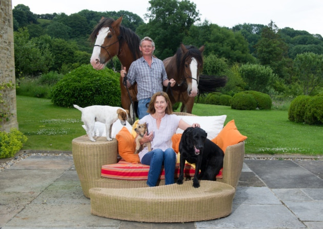dorset martin clunes on receiving an obe this year�s